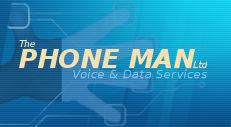 The Phone Man Ltd logo